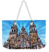 Santiago De Compostela Cathedral Weekender Tote Bag