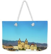Santo Domingo Church And Hills Weekender Tote Bag