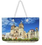 Santo Domingo Church View Weekender Tote Bag