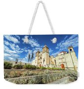 Santo Domingo Church Wide Angle Weekender Tote Bag