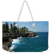 Santo Domingo Coastal View. Weekender Tote Bag
