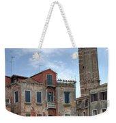 Santo Stefano Venice Leaning Tower Weekender Tote Bag