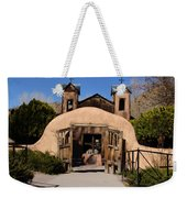 Santuario De Chimayo Adobe Chapel Weekender Tote Bag