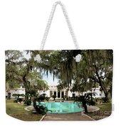 Sapelo Mansion  Weekender Tote Bag