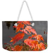 Sapling By The Pond Weekender Tote Bag