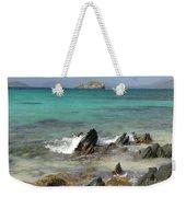 Sapphire Beach Weekender Tote Bag
