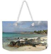 Sapphire Beach St. Thomas Weekender Tote Bag
