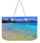 Sapphire Glow Weekender Tote Bag by Scott Mahon