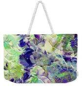 Sapphire Violet Weekender Tote Bag