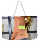 Sarah 2 Weekender Tote Bag