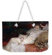 Sarah Bernhardt Weekender Tote Bag by Georges Clairin