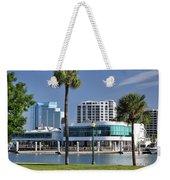 Sarasota Life 01 Weekender Tote Bag