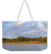 Sardis Lake Weekender Tote Bag