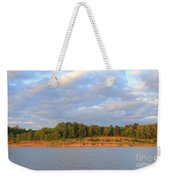 Sardis Lake Weekender Tote Bag