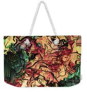Sargam Abstract A1 Weekender Tote Bag