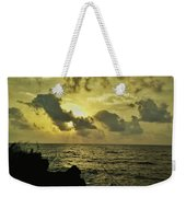 Sarjekot Sunset Point Weekender Tote Bag