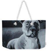 Sasha - The Third  Weekender Tote Bag