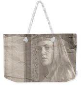 Satie Seeking Antique Style Weekender Tote Bag