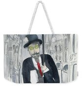 Satie Walking In The Rain Weekender Tote Bag