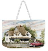 Saturday Evening 1964 Weekender Tote Bag