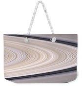 Saturns Ring System Weekender Tote Bag