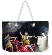 Saul & Witch Of Endor Weekender Tote Bag