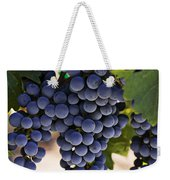 Sauvignon Grapes Weekender Tote Bag