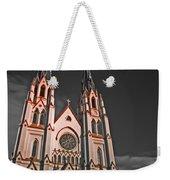 Savanna Georia Church Color Infrared 74 Weekender Tote Bag