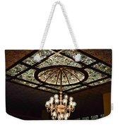 Savannah Antique Ceiling Weekender Tote Bag