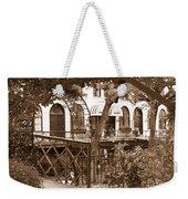 Savannah Arches In Sepia Weekender Tote Bag
