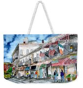 Savannah Georgia River Street Weekender Tote Bag