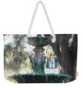 Savannah Green Weekender Tote Bag
