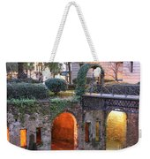 Savannah Lights Weekender Tote Bag