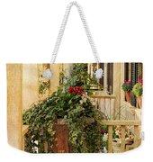 Savannah Porch Weekender Tote Bag