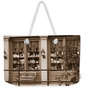 Savannah Sepia - Antique Shop Weekender Tote Bag