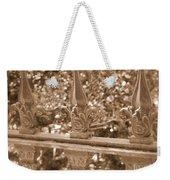 Savannah Sepia - Finials Weekender Tote Bag