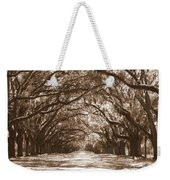 Savannah Sepia - Glorious Oaks Weekender Tote Bag