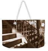 Savannah Sepia - Stairs Weekender Tote Bag