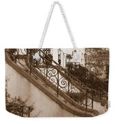 Savannah Sepia - Stoops Weekender Tote Bag