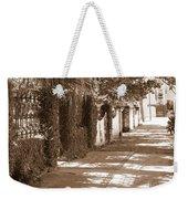 Savannah Sepia - Sunny Sidewalk Weekender Tote Bag