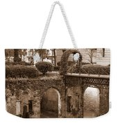 Savannah Sepia - River Walk Weekender Tote Bag