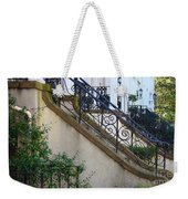 Savannah Stairs Weekender Tote Bag