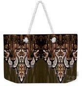 Save The Cheetahs Weekender Tote Bag