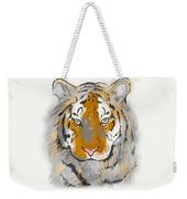 Save The Tiger Weekender Tote Bag