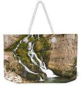 Savica Waterfall Weekender Tote Bag