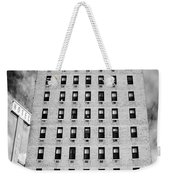 Saving Lincoln Hotel Lincoln Weekender Tote Bag