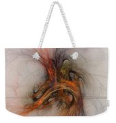 Saving Omega - Fractal Art Weekender Tote Bag