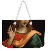 Saviour Of The World Weekender Tote Bag