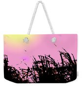Saw Grass Weekender Tote Bag