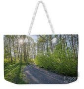 Sawtooth Road Weekender Tote Bag